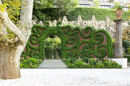 Landscape Hotel Mandarin Oriental Lago di Como In foto: Parete Vegetale Credit: Stefano Dentice di Accadia