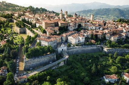 Credit Visit Bergamo