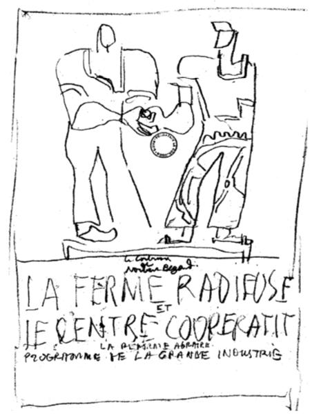 La Fattoria Radiosa Le Corbusier Armillaria 1
