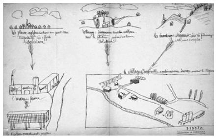 Radiosa Le Corbusier Armillaria 2