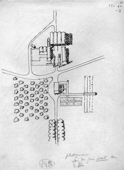 Radiosa Le Corbusier Armillaria 3