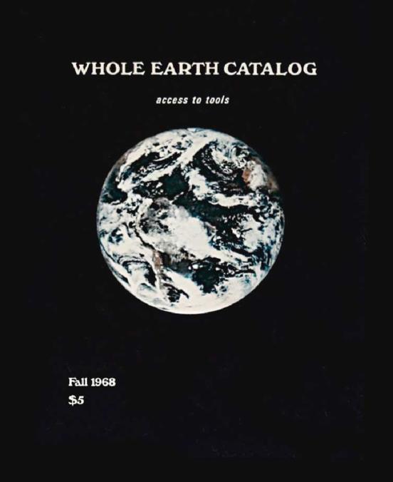 4.whole earth catalog