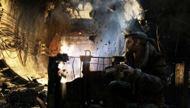 Una scena del gioco