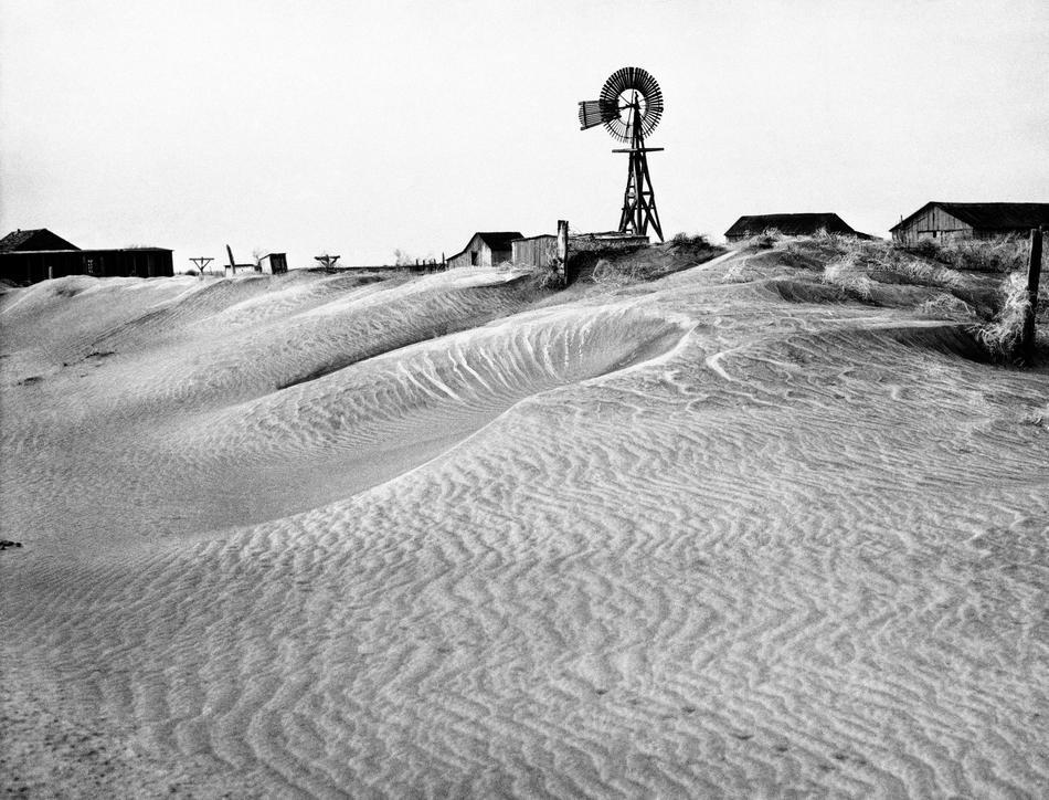 Dust Bowl Burns Documentary