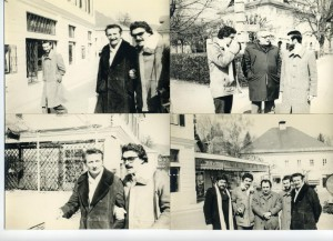 Roberto Ziglio,Dimitri Bielica,Aldo Francisci Tigran Petrosian,Alexei Suetin, Bruno Francisci