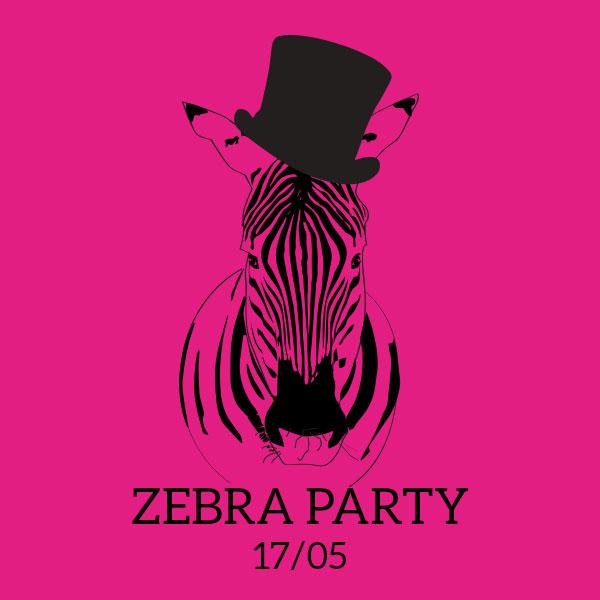 Zebra Party - 17 Maggio - Firenze