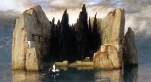 Bocklin Arnold - L'isola dei morti