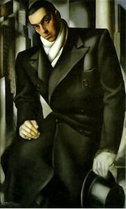 De Lempicka Tamara - Ritratto di un uomo incompiuto