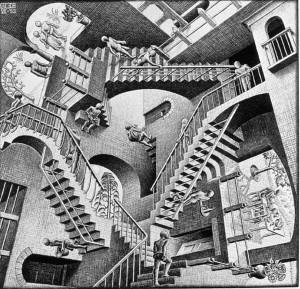 Escher - Il labirinto