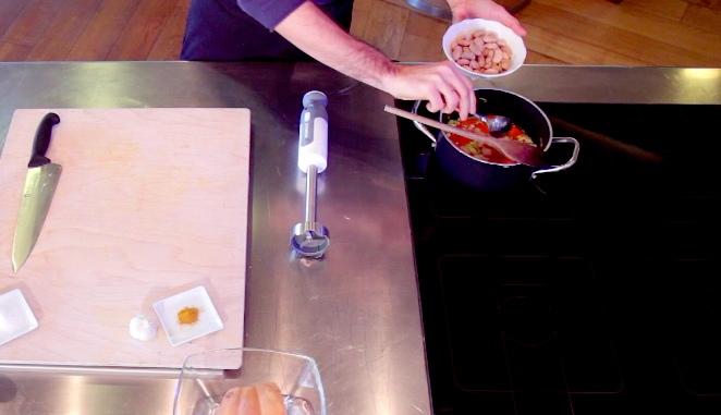 crema zucca_aggiungere fagioli