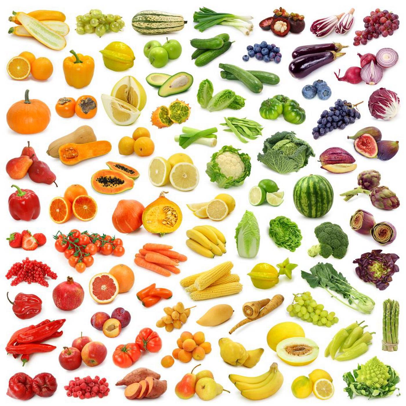 vegetali colore