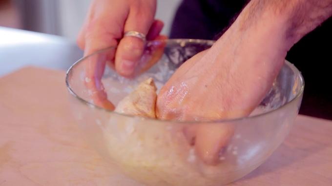 torta salata_impasto