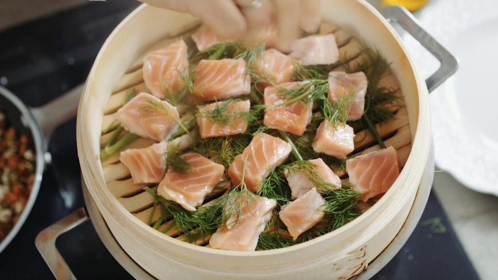 aneto e salmone
