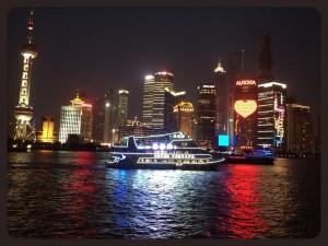 Vista Bund di Pudong