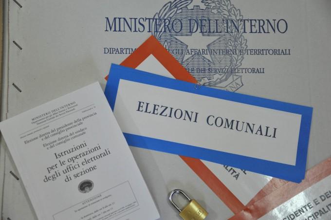Elezioni:amministrative l'11 giugno, ballottaggi il 25