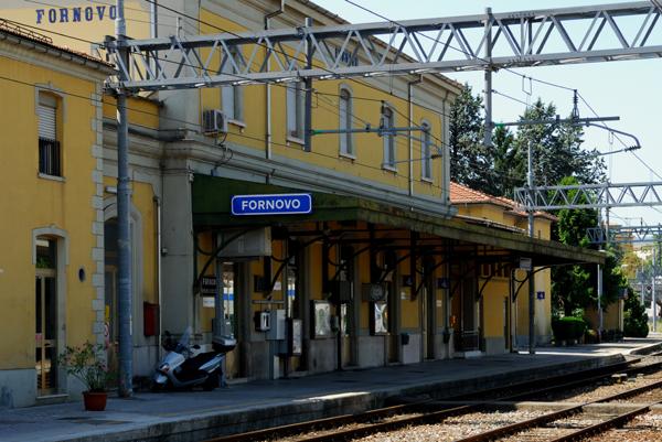 Ferrovia Pontremolese