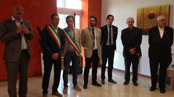 InaugurazioneVillaCelestinaNegri