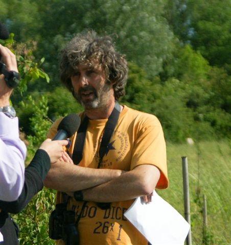 Delegato WWF Emilia Romagna Enrico Ottolini n.1