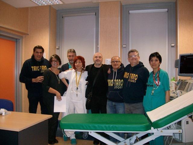 donazione cnetro senologico