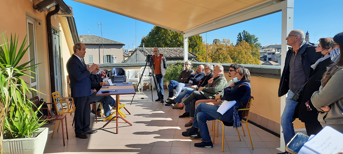 thumbnail_Conferenza stampa presentazione progetto Green In Parma