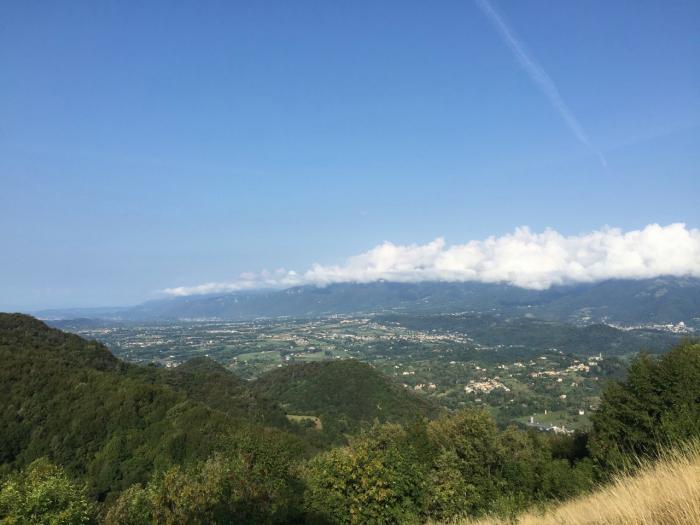 Paesaggio da Colle San Giorgio