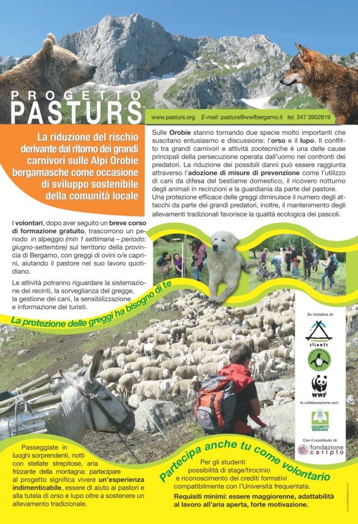 Locandina Pasturs