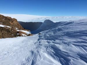 Giorno 53 - canaloni antartici