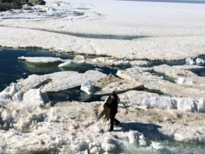 Giorno 53 - rifiuti in Antartide