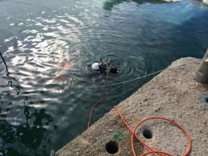 Giorno 56 che diventa 31 - immersioni sul molo