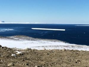 Giorno 78 - la baia spazzata dal vento catabatico