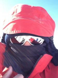 Giorno 79 -  protetto dal vento catabatico