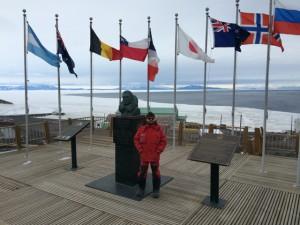 Giorno 100 - la base di McMurdo