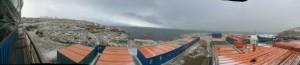 Giorno 92 - Vista sulla Mario Zucchelli Station