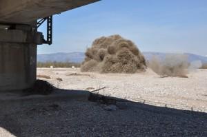 Foto n.4 Esplosione