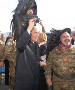 Con Giorgio Napolitano