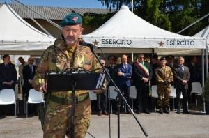 Intervento del generale Parmiggiani