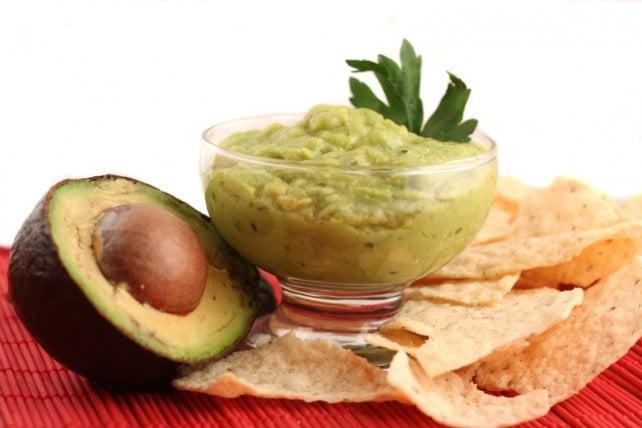 And... guacamole!