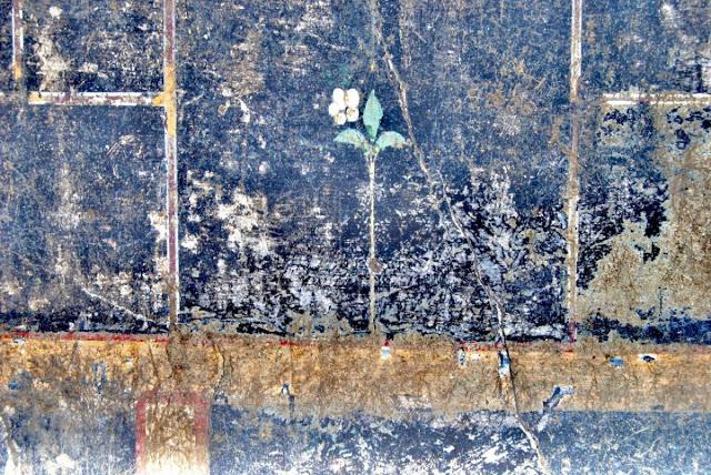 A fresco from the Civita Giuliana villa