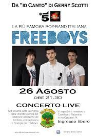 I Freeboys in concerto lunedì 26 agosto 2013 per la salvezza di Nonna Quercia: via Oppiazzi 14, Castelvetro Fiorentino, h 21.30
