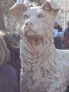 La barbara uccisione di Angelo ha scosso l'opinione pubblica italiana. Nel quartiere Monteverde, a Roma, gli è stata dedicata una statua.