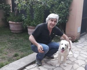 Claudio Locuratolo, coordinatore delle Guardie zoofile dell'Oipa di Roma e dell'Operazione Spartacus