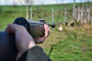 hunter-shooting