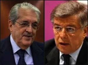I ministri Saccomanni e Zanonato