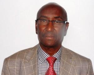 Il Governatore della Banca Centrale somala Bashir Isse Ali