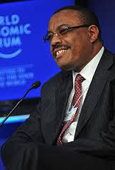 Il Primo Ministro etiope Hailè Mariàm Desalegn