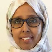 La Ministra della salute somala Fawzia Abikar