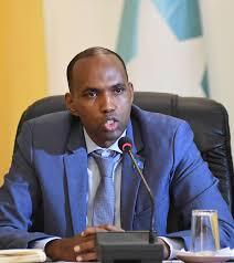 Il Primo Ministro somalo Hassan Khaire