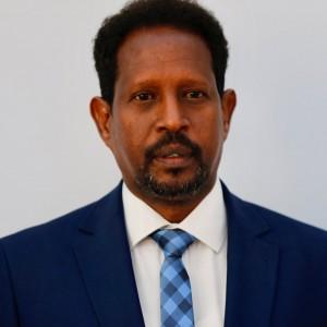 Il Sindaco di Mogadiscio Abdirahman Osman Yerisow_ucciso in un attentato nel 2019_Foto Twitter
