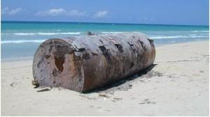 Rifiuti tossici spiaggiati in Somalia - Foto di Paul Moreira