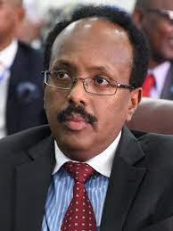 Il Presidente della Repubblica Federale di Somalia Mohamed Abdullahi Mohamed detto Farmajo